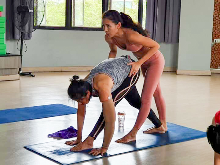 Yoga For Men in Bangkok